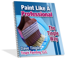 Learn to Paint Like a Professional the Tingle Way